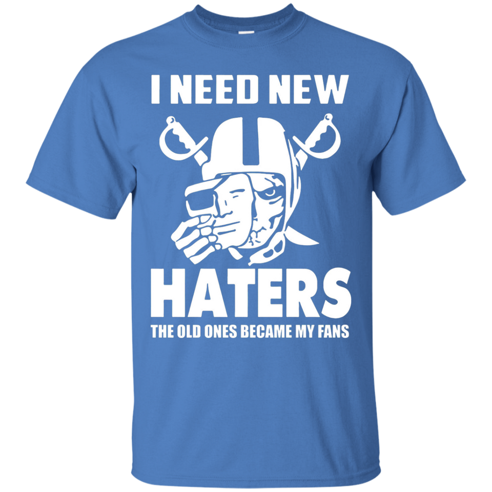 I Need New Haters T Shirt My Fans Tee 1 - Newmeup