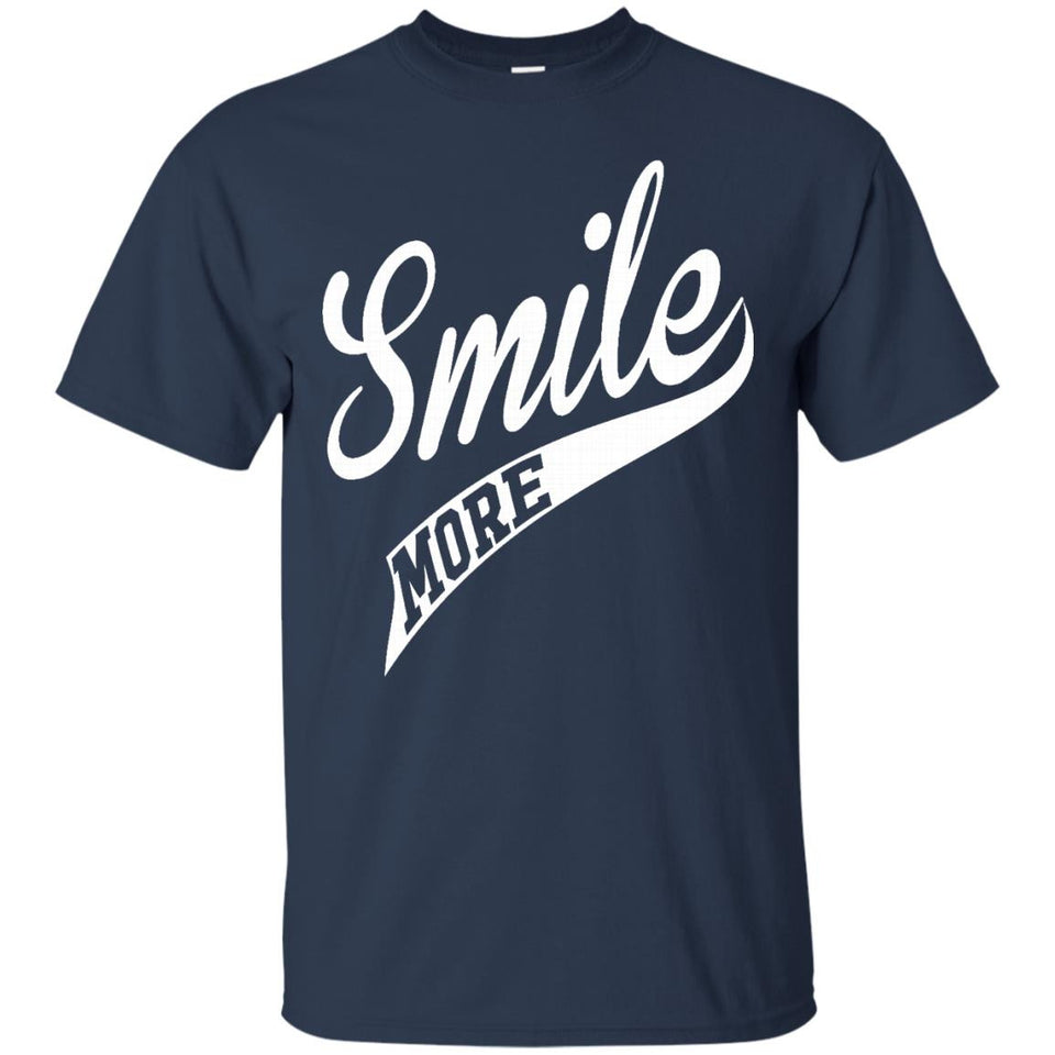 Smile More T-Shirt 2