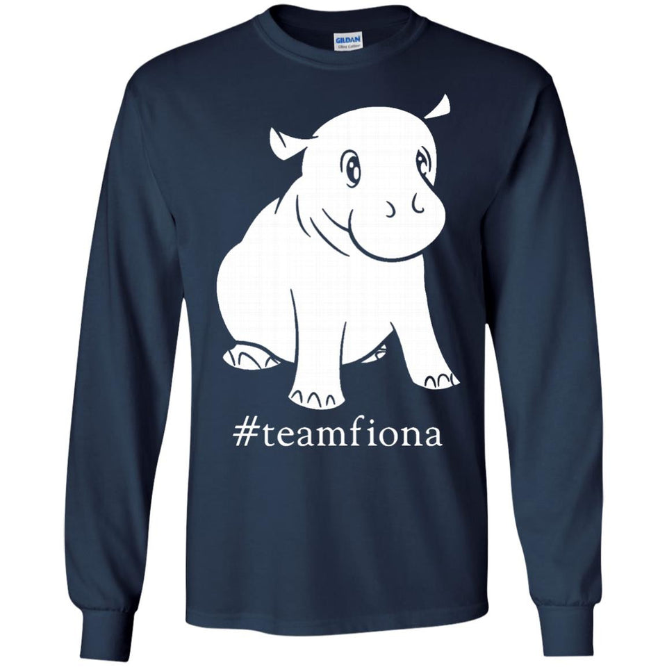 Team Fiona, The Hippo Cute Preemie Baby Hippo Fiona T Shirt