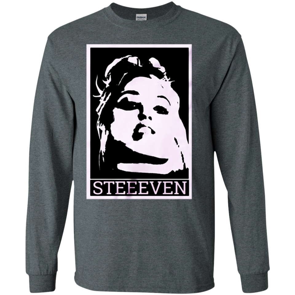 Laura Clerys Steeeven Tee Relaxed Fit SWEATSHIRT - newmeup