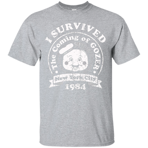 I Survived The Coming Of Gozer TShirt