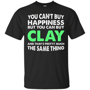 NewmeUp Men's Clay Shirts You Can Buy Clay Potters Tshirts
