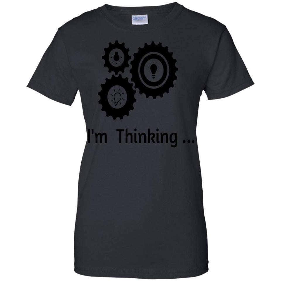 I'm Thinking - Classic Fit T-Shirt