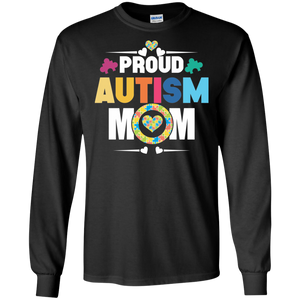 Proud Autism Mom Sweatshirts