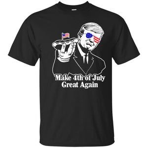 Make 4th of July Great Again T-Shirt