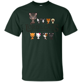 Lord Of The Cat The Furrlowship Of The Ring T Shirt