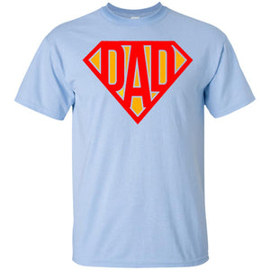 Super Dad Shirt Superhero Dad Father's Day T Shirt