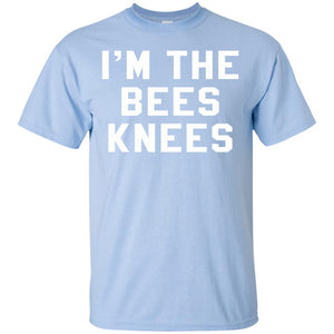 I'm The Bees Knees Funny Novelty Humor 1920s T Shirts