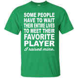 Some People To Meet Their Favorite Player T-Shirt White
