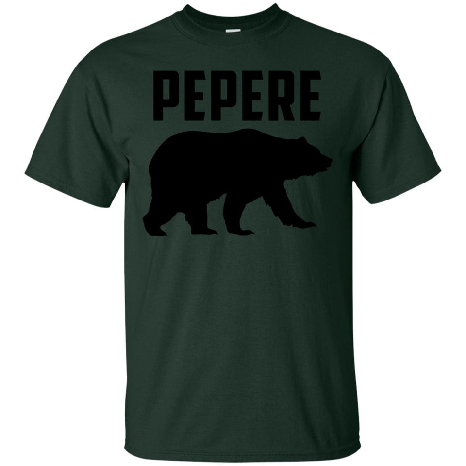 Father's Day Gift Pepere Bear t-shirt