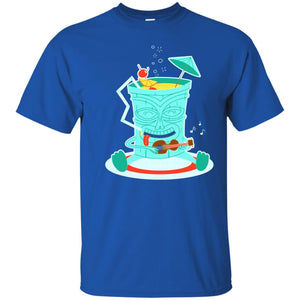 I Wear Blue For My Mom - Colon Cancer Awareness T-Shirt
