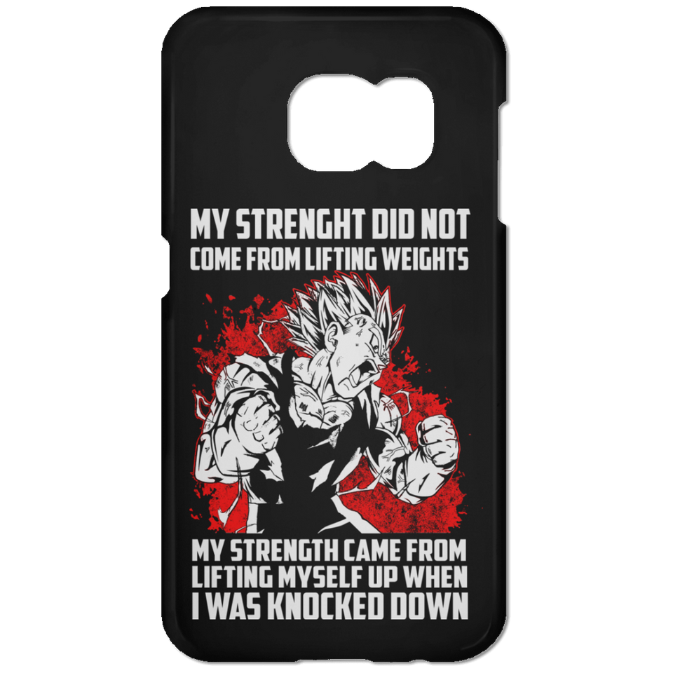 Samsung Galaxy S7 Phone Case - Dragon Ball Z Phone Case NUP500152