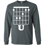 Fun Guitar T-Shirt, F Chord U Funny Guitarist Gift SWEATSHIRT - newmeup