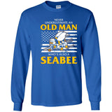 Navy Seabee Veteran T-Shirt