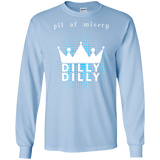 Pit Of Misery Dilly Dilly Crown Sweatshirt