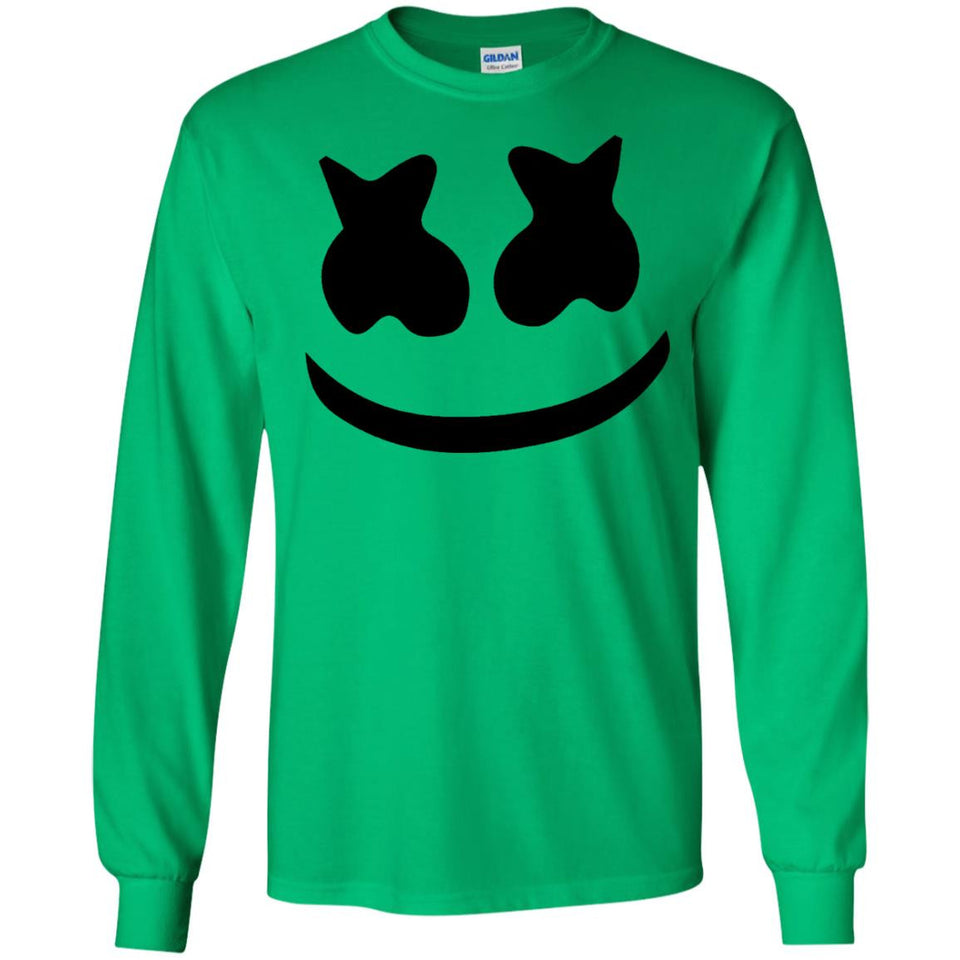 Mello Smile - Simple Design T-Shirt - Newmeup