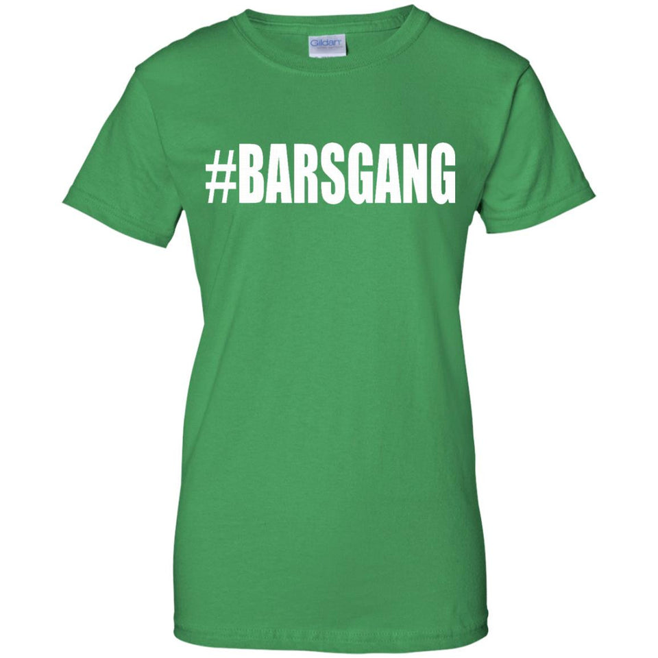 WoodlandOddity - Barsgang featuring Nickotine Promo Fan Shirt - Newmeup