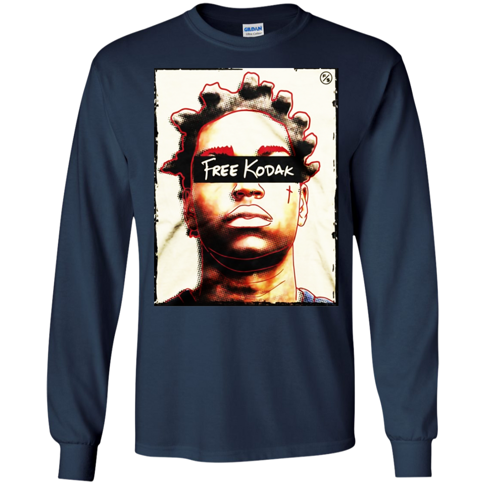 Free Kodak Black Shirt SWEATSHIRT