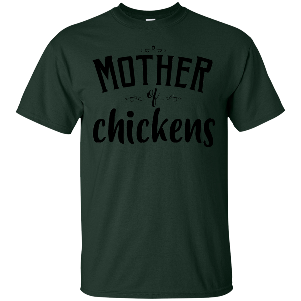 Women's Mother of Chickens Shirt Mother's Day Shirt - Newmeup