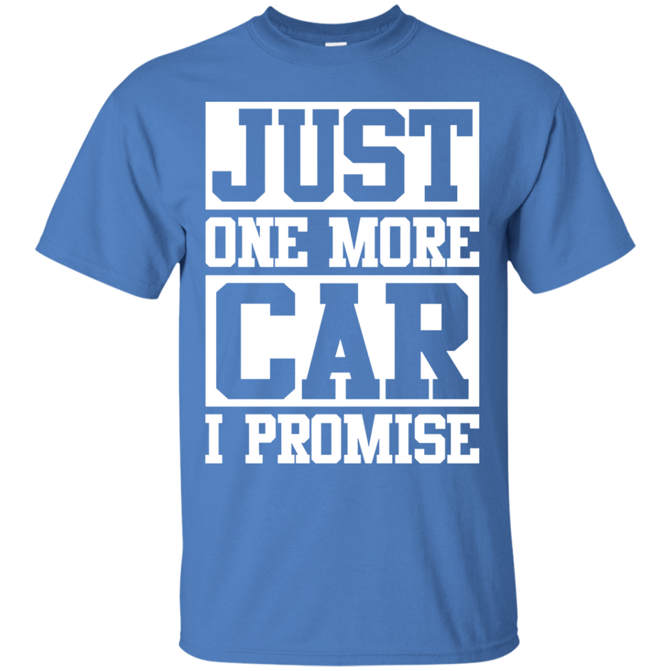 Truck Lovers Gifts - Just One More Truck I Promise Shirt - Newmeup