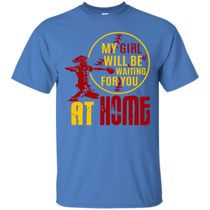 MY GIRL IS A CATCHER T SHIRT BASEBALL SOFTBALL DAD MOM SHIRT
