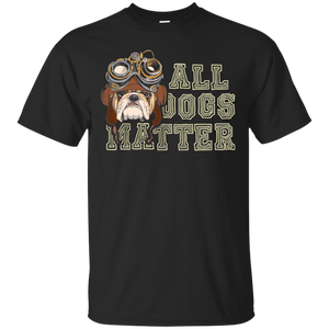 NewmeUp Men's Funny Pug Shirts Pug Lives Matter T-shirts