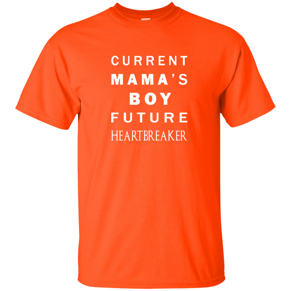 current mama's boy future heartbreaker shirt - Newmeup