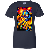 Thanos Shirt Women's Thanos by Mark Bagley T-shirts