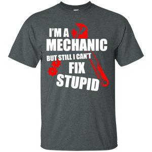 I'm A Mechanic T Shirt