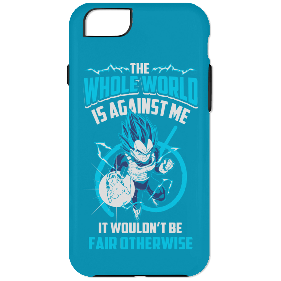 iPhone 6 Plus Tough Case - Dragon Ball Z Phone Case NUP500169