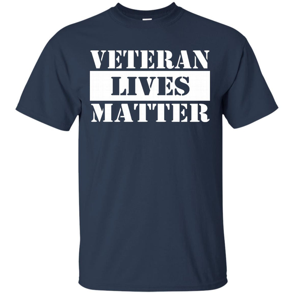 Veteran Lives Matter Shirt - Newmeup