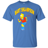 Bart Ska-Mpson T-Shirt - Newmeup