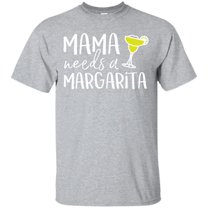 Mama Needs a Margarita - Cute Mom Shirt - Newmeup