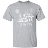 Science Shirt Scientist Chemistry Geek Nerd Is My Life