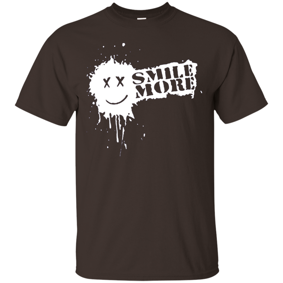 Roman Atwood Smile More T shirt