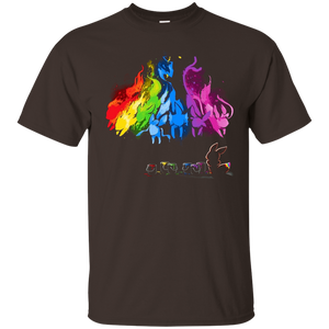 Eevee Vivid Dreams T-shirt Tee