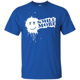 Romanatwood Smile More T shirt
