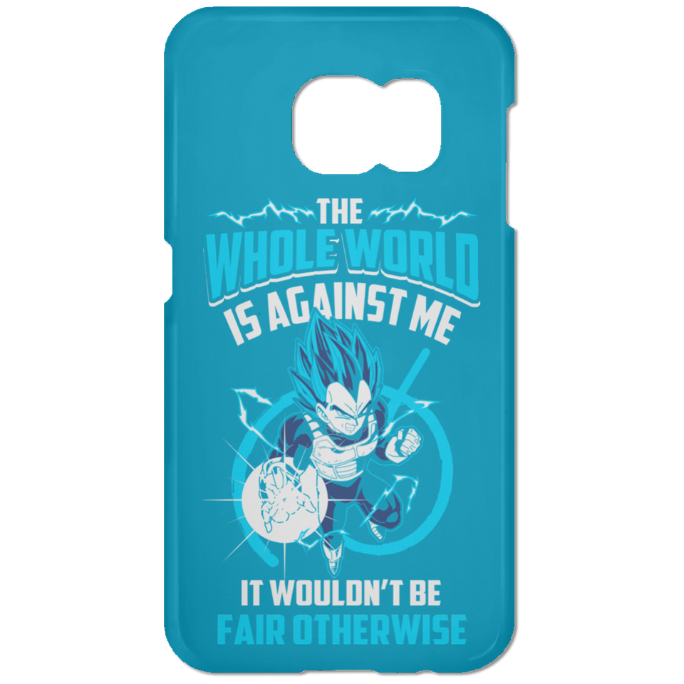 Samsung Galaxy S7 Phone Case - Dragon Ball Z Phone Case NUP500170