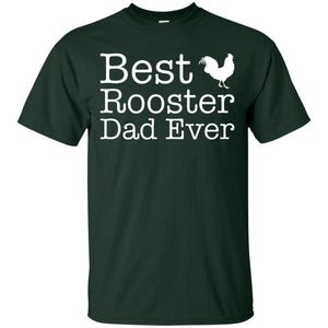 Best Rooster Dad Ever T-shirt - Newmeup