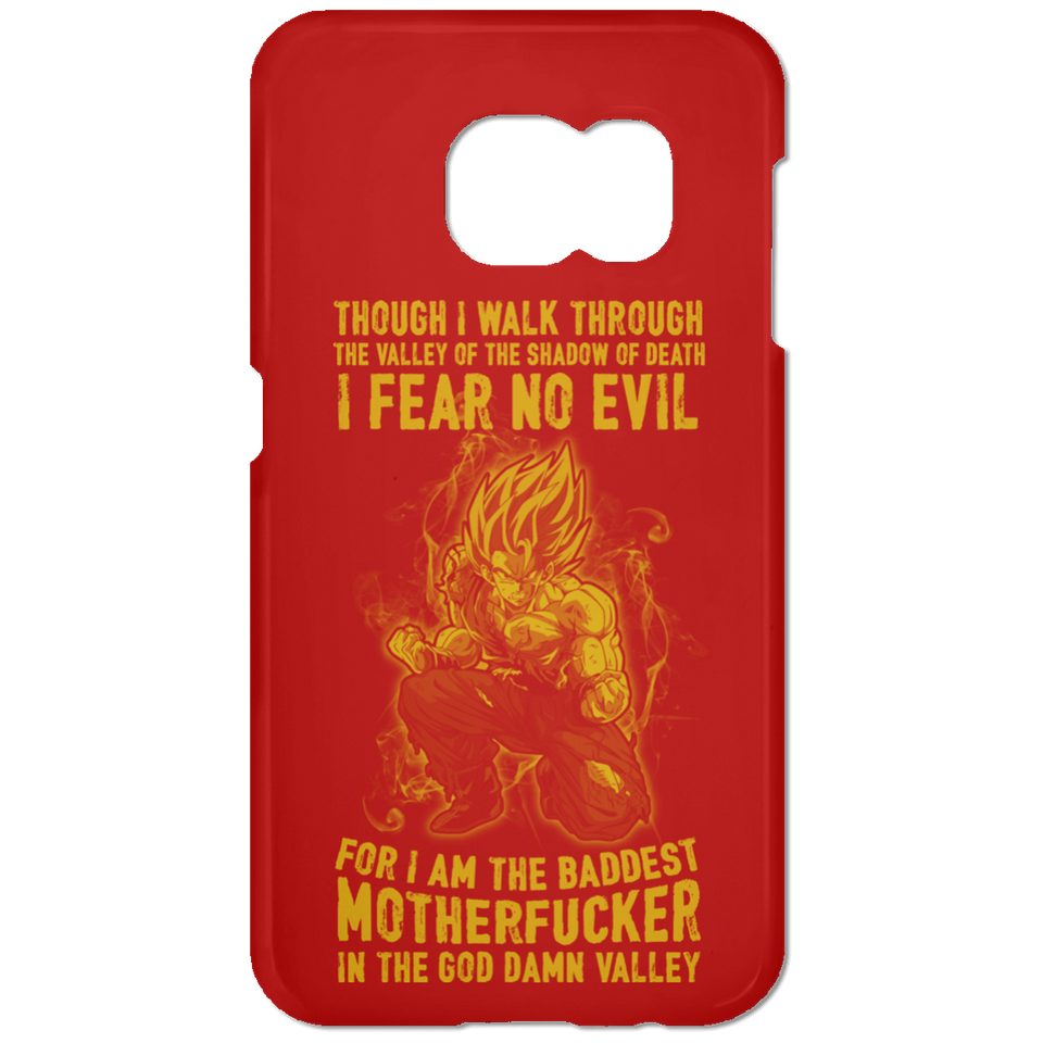 Samsung Galaxy S7 Phone Case - Dragon Ball Z Phone Case NUP500162
