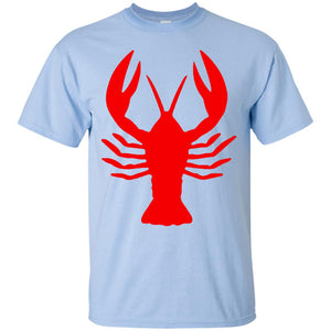 Cute Crawfish Boil Emoji Funny Crawdads T-Shirt - Newmeup