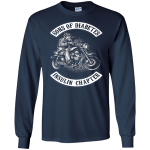 SONS OF DIABETES T-SHIRT - OLD SWEATSHIRT - newmeup