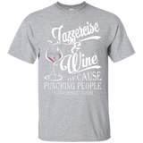 Jazzercise And Wine Because Punching People Is Frowned Upon