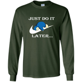 Snorlax Just Od It Later SWEATSHIRT - newmeup