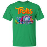 Its Trolls Movie T-shirts Thing - You Cant Stop The Cute