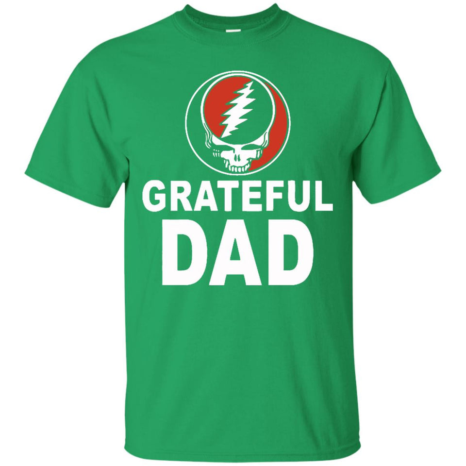 GRATE-FUL DAD T SHIRT