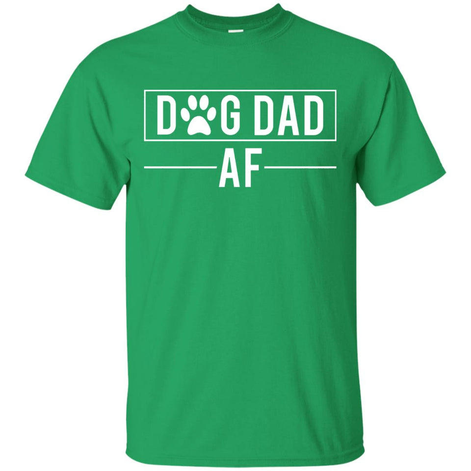 DOG DAD AF T-shirt DOG Pet lover tee - Newmeup