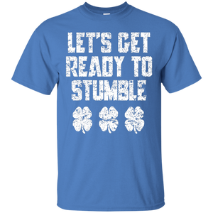 Let's Get Ready To Stumble St
