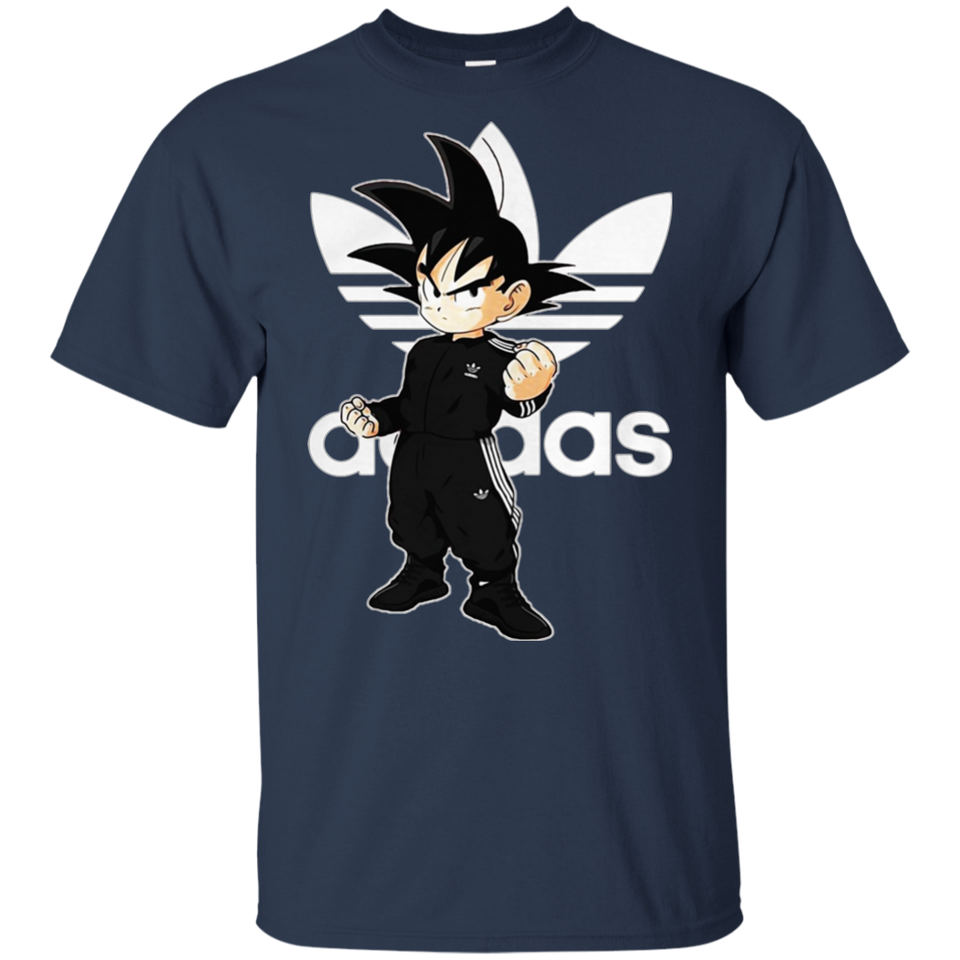 Adidas Kids Dragon Ball BDZ Goku Adidas Shirt - Newmeup
