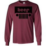 Mac's BEER T-Shirt Premium Funny Novelty Tee Black SWEATSHIRT - newmeup